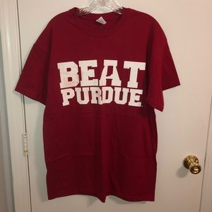 Other - Unisex IU Beat Purdue Crimson T-shirt